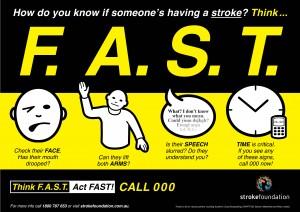 stroke fast test