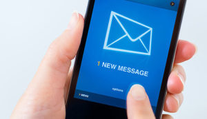 An SMS alert system could save your life